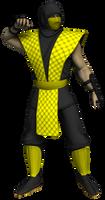 Scorpion Render 01