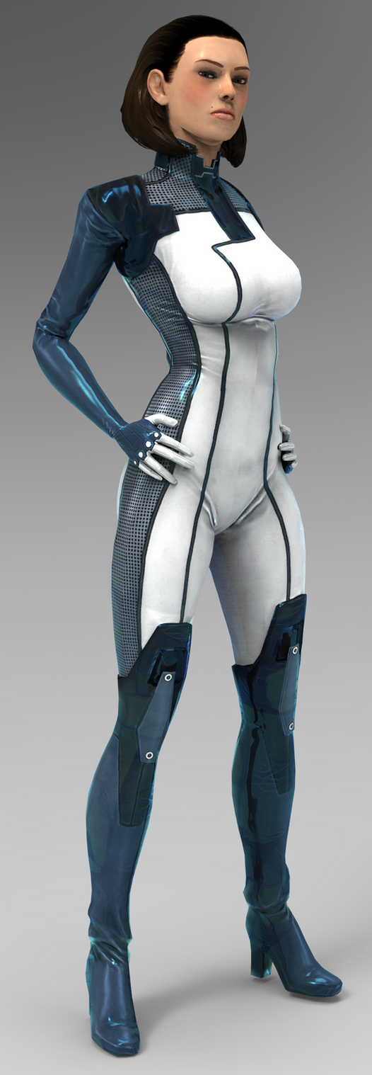 Dr eva mass effect 3 naked cartoon video