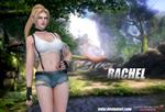 DOA5Ultimate - Rachel
