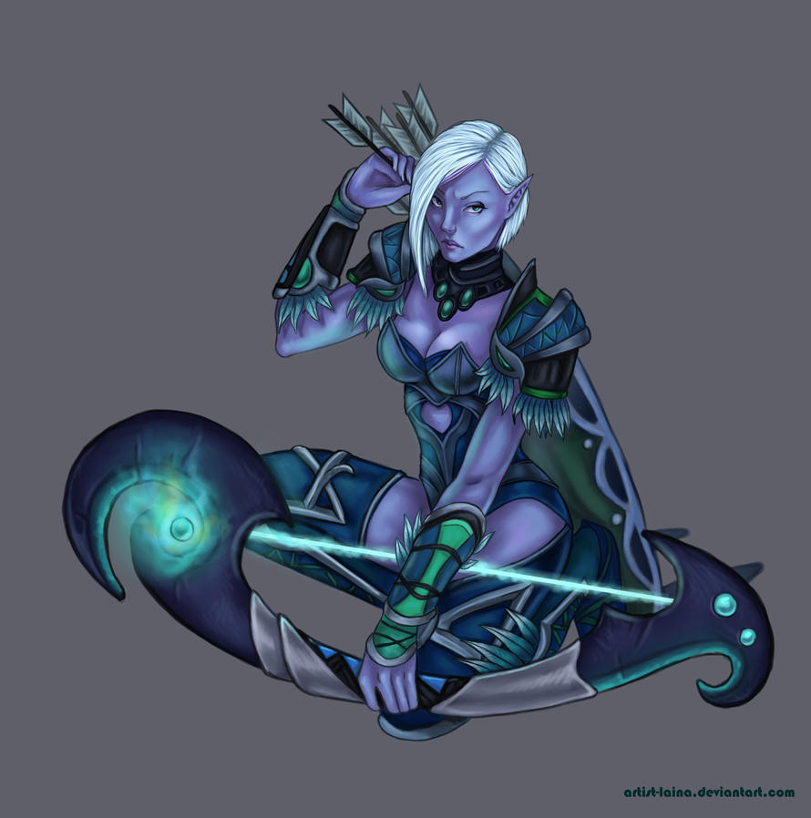 Drow pussy porn pic