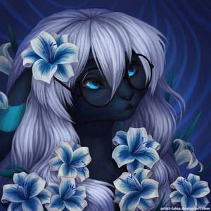 Lilies (commission) by Artist-LaiNa