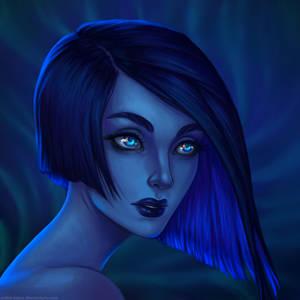 Black Opal by Artist-LaiNa