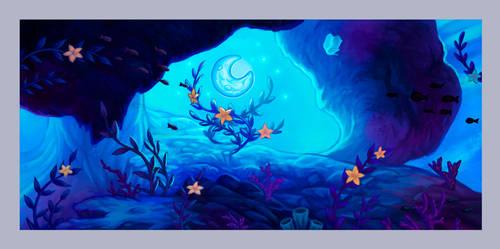 Lunar sea ver. 2 by Artist-LaiNa