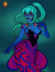 Mermaid by Artist-LaiNa
