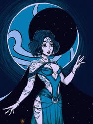Moon by Artist-LaiNa