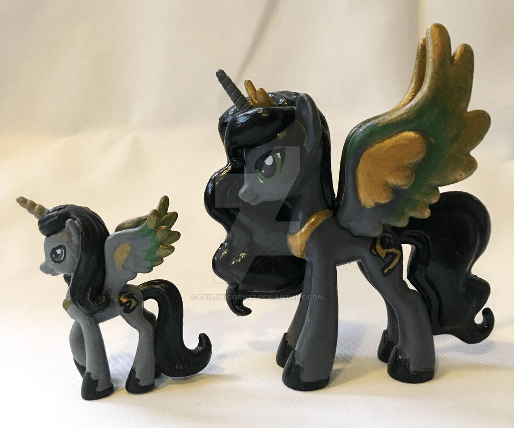 Loki ponies