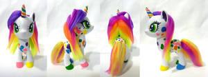 Lisa Frank inspired pony