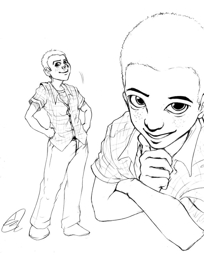 clementine coloring pages - photo#29