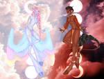 Angel and Demon Raffle! (CLOSED )