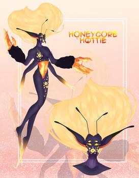 Honeycore Hottie . Adopt . (CLOSED)