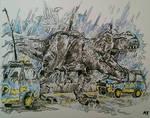 Jurassic park #1