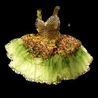 Candy Dress by TheLongestGoodbye