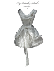 Pearl Dress by TheLongestGoodbye