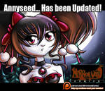 Annyseed Webcomic Update! ALL PAGES NOW UP!