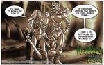 Kurragg Bogglashh - Warrior of the Chaos Realm by MirrorwoodComics