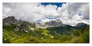 Dachstein Panorama - 01
