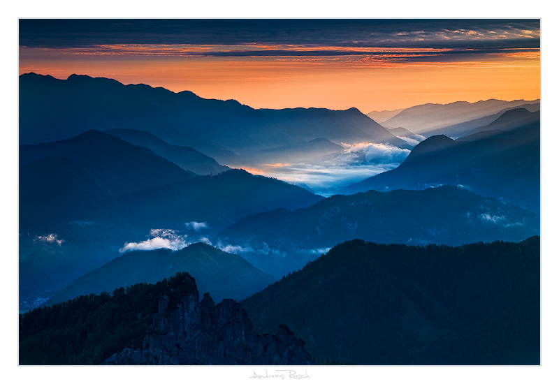 Morning Rays by AndreasResch