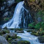 Golling Waterfall - Full