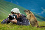 Me and the Marmot