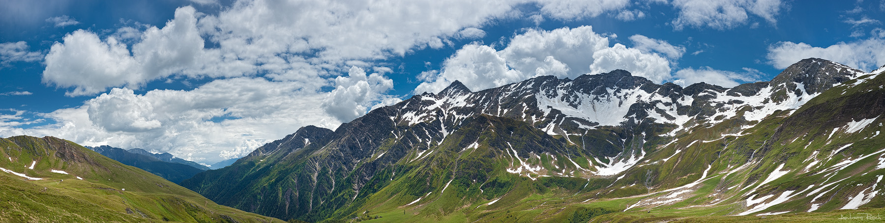 Jamnig - Panorama by AndreasResch