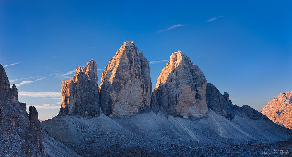 Tre Cime di Lavaredo by AndreasResch