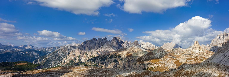 Dolomite Wonderland by AndreasResch