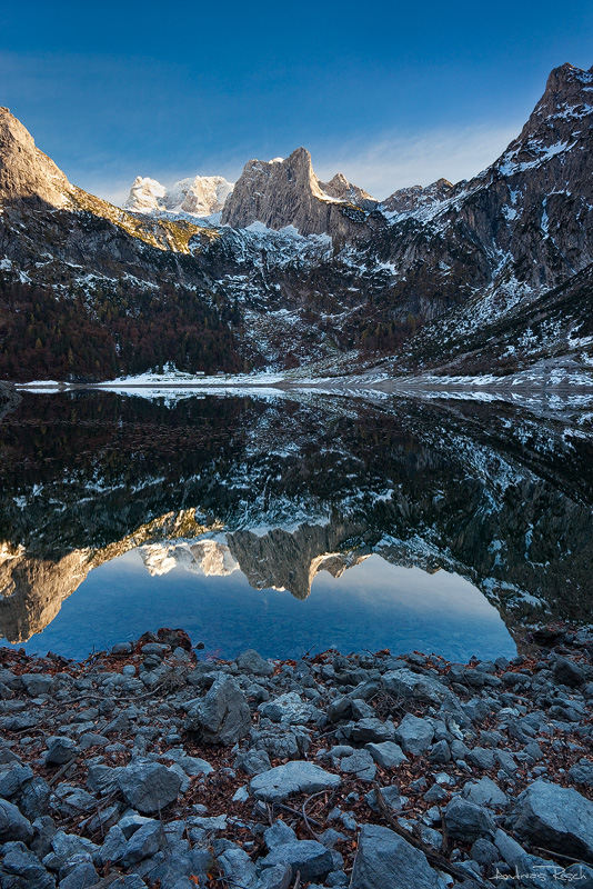 Hinterer Gosausee '09 by AndreasResch