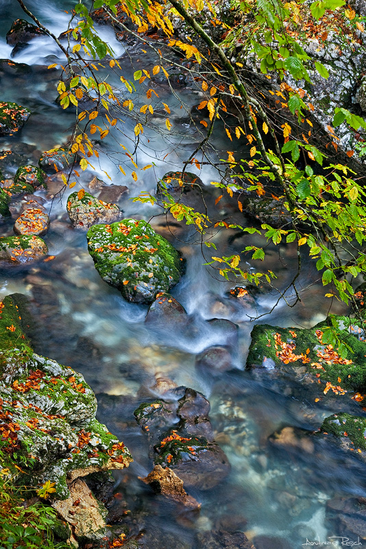 Triglav Fall - Mostnica Flow by AndreasResch