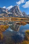 Tre Cime - Mirror Lake