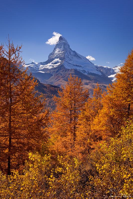 Matterhorn - 01 by AndreasResch