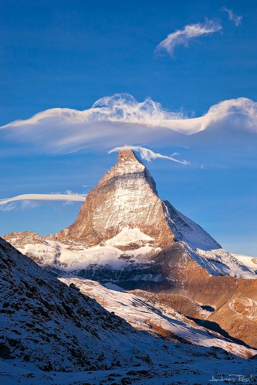 Entangled Matterhorn by AndreasResch