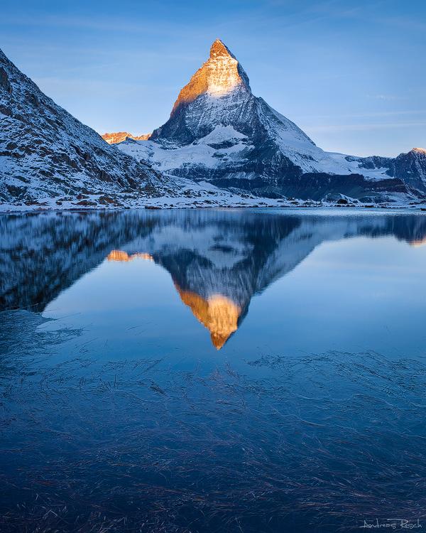 Frozen Shore by AndreasResch