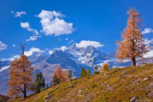 Valais Wonderland by AndreasResch