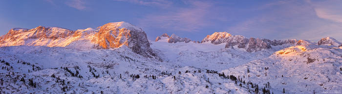 Dachstein Panorama by AndreasResch