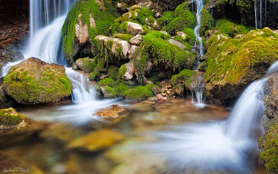 Gorge Pool