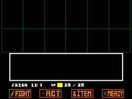 Undertale Fight Base v1