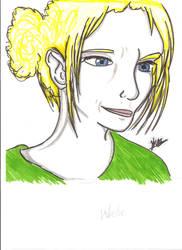 Vibe - Portrait by ArtistIchigo