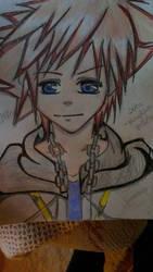 Kingdom Hearts - Sora by ArtistIchigo