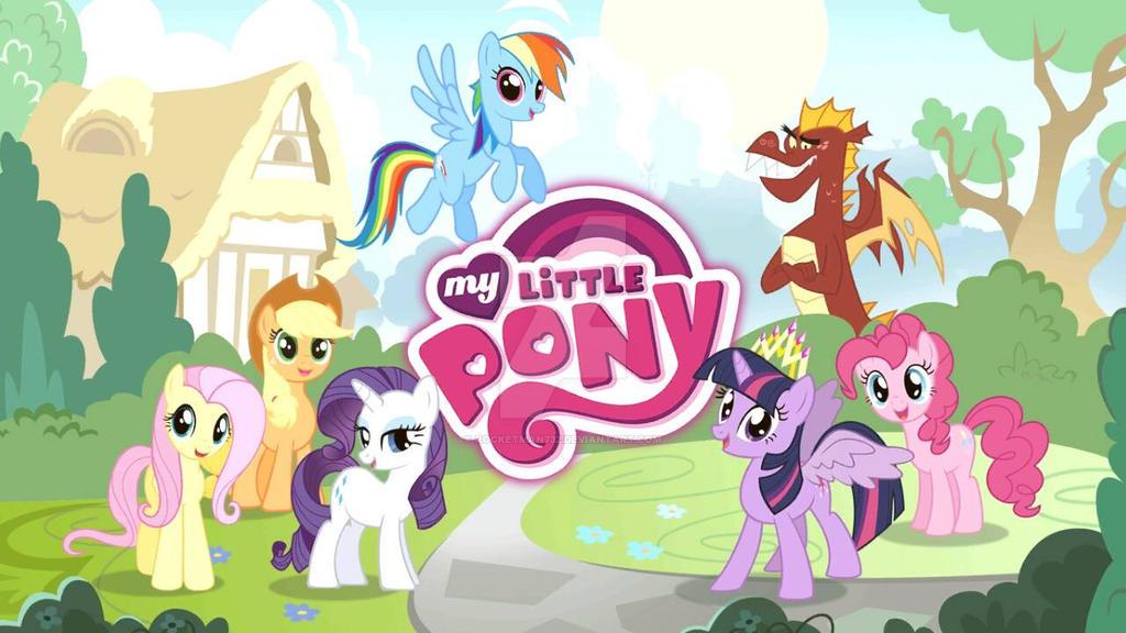 My little pony скачать игру на андроид