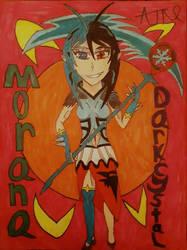 New OC - Morana Darkcrystal