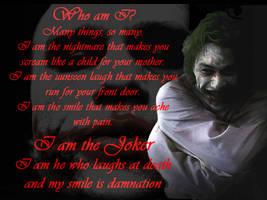 The Joker by Subotai1