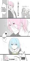 Male!Momoi x Fem!Kuroko | Comic ENG. [2]