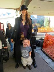 midget height midgit tall dwarf Bash giant