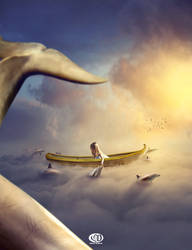 In a parallel world I swim in sky by Neno0