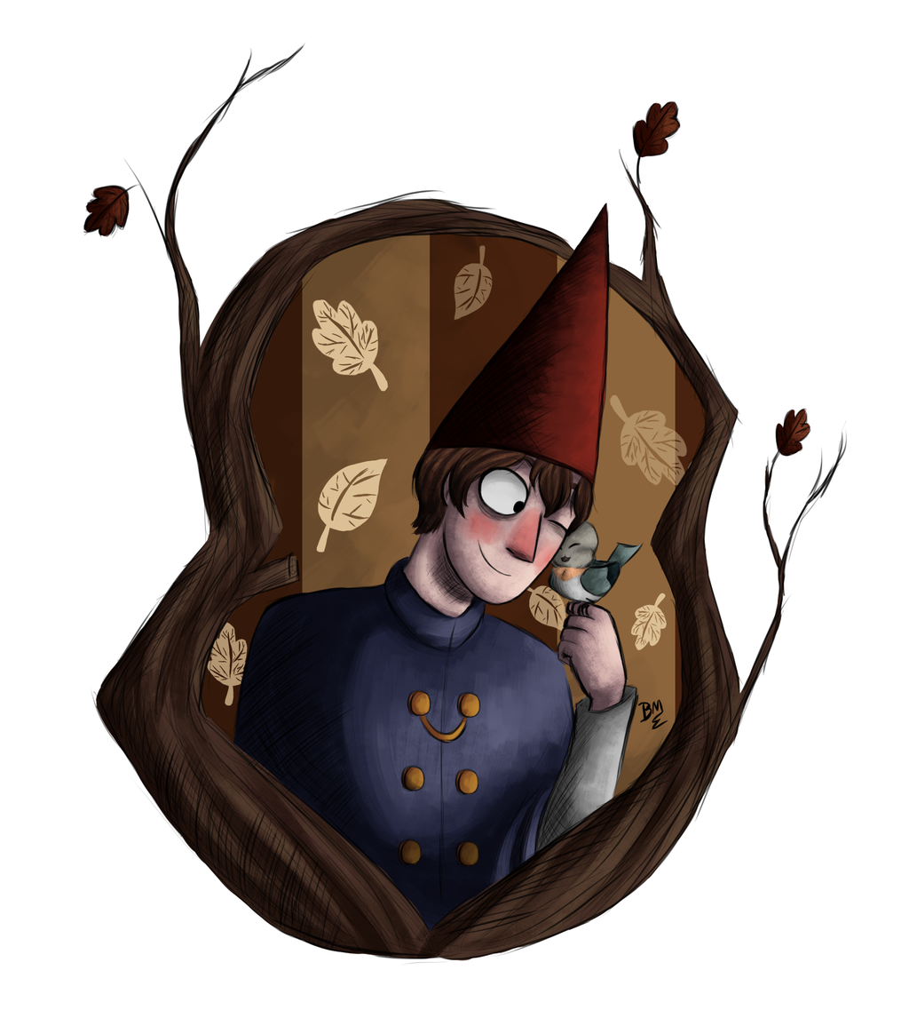 Wirt and Beatrice-Redraw by Maimed-Bunny
