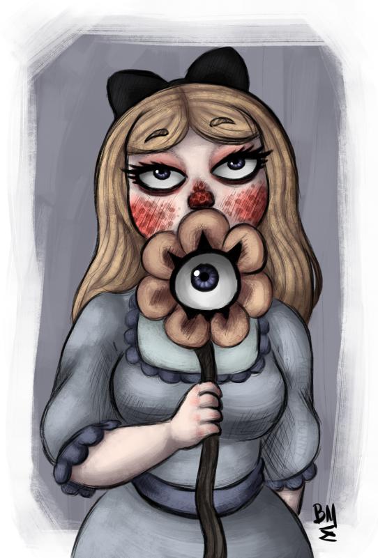 Eye by Maimed-Bunny