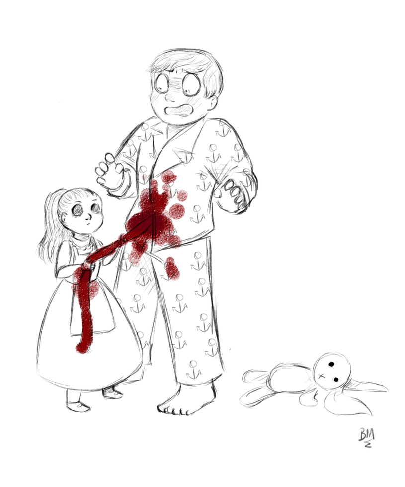 Day 18: Pediophobia - Fear of dolls by Maimed-Bunny