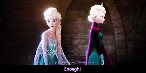 Enough~elsa