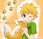naruto- my little kitsune