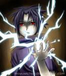 +sasuke- chidori+